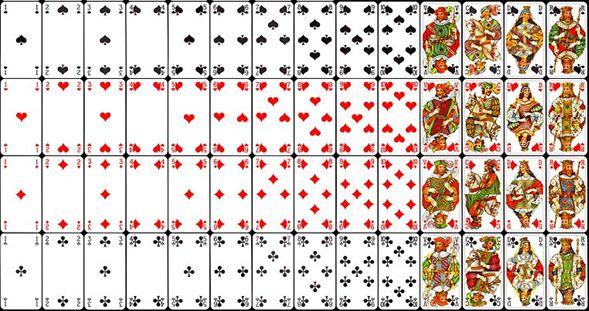 cartes de tarots
